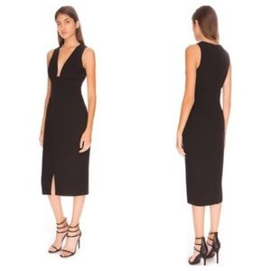 Keepsake Enough Space Midi Dress